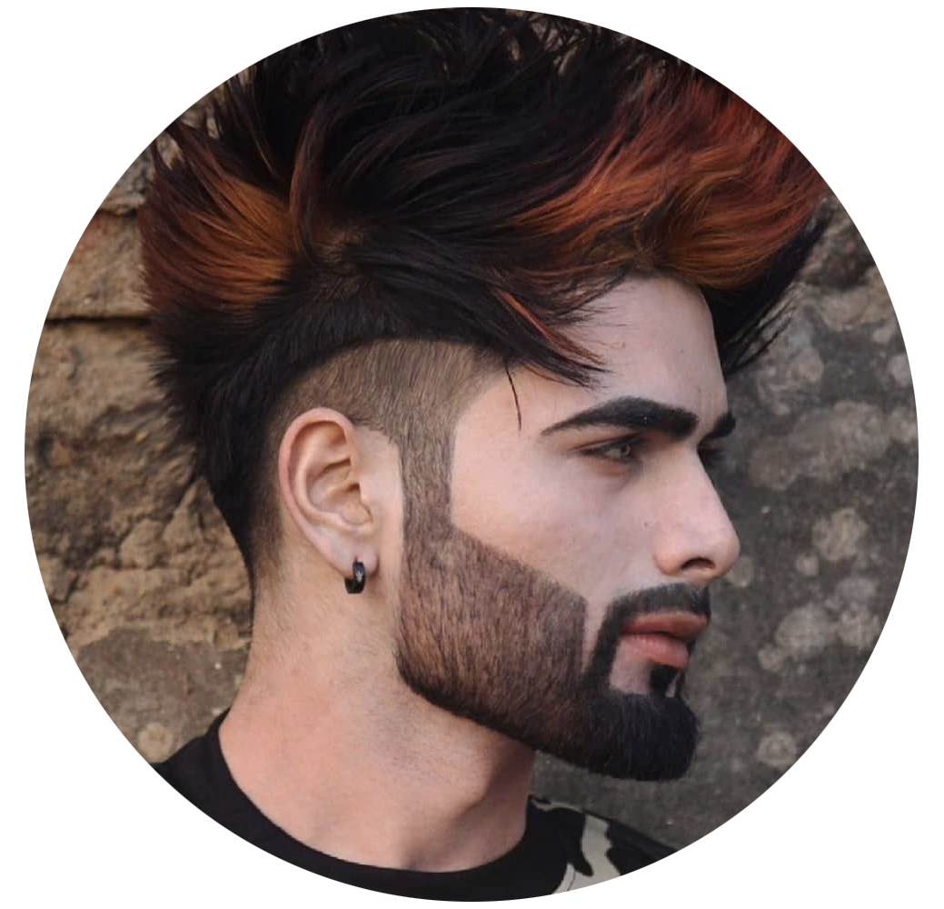 Pigmentação de Barba
